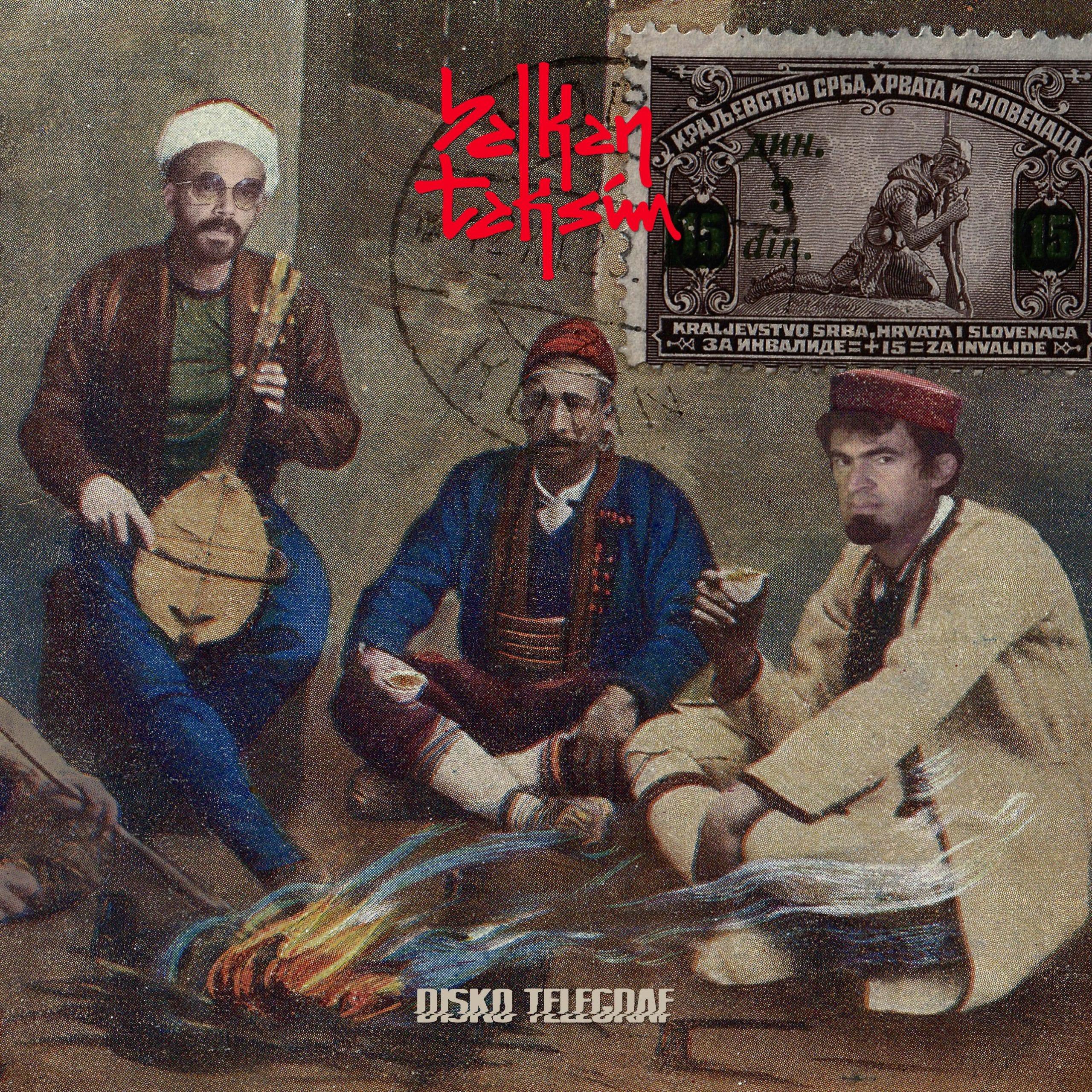 Balkan Taksim - ACCENT PRESSE